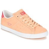 Onitsuka Tiger  LAWNSHIP W  women's Shoes (Trainers) in Orange
