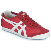 Onitsuka Tiger  MEXICO 66  women's Shoes (Trainers) in Red
