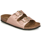 Only  MATHILDA SATIN  women's Mules / Casual Shoes in Pink