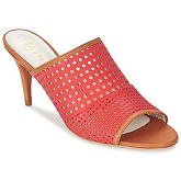Paco Gil  MAJA  women's Mules / Casual Shoes in Orange