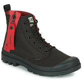 Palladium  PAMPA UNZIPPED  women's Mid Boots in Black