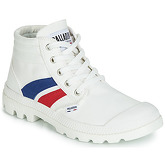 Palladium  RETRO LITE SUPPLY  women's Mid Boots in White
