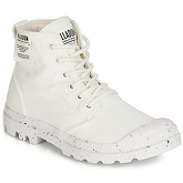 Palladium  PAMPA HI ORGANIC  women's Mid Boots in White