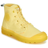 Palladium  PAMPALICIOUS  women's Mid Boots in Yellow