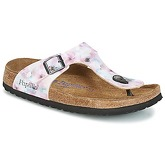 Papillio  GIZEH  women's Flip flops / Sandals (Shoes) in Pink