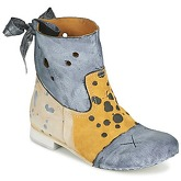 Papucei  VENUS  women's Mid Boots in Yellow