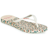 Pepe jeans  RAKE DALY  women's Flip flops / Sandals (Shoes) in White
