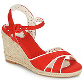 Pepe jeans  SHARK PLAIN  women's Sandals in Red