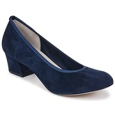 Perlato  BONDIMA  women's Heels in Blue