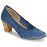 Perlato  POLERADUI  women's Heels in Blue
