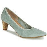Perlato  MORTY  women's Heels in Green