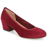 Perlato  JEENIA  women's Heels in Red