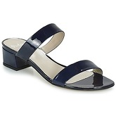 Perlato  NEOUDLA  women's Mules / Casual Shoes in Blue
