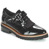 Philippe Morvan  KERRY V3 VERNIS  women's Casual Shoes in Black
