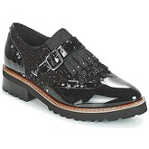 Philippe Morvan  KISS V1 VERNIS  women's Casual Shoes in Black