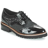 Philippe Morvan  KACIE3 V1 VERNIS  women's Casual Shoes in Black