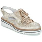 Philippe Morvan  DANA  women's Casual Shoes in Gold