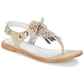 Philippe Morvan  WIL  women's Sandals in Beige