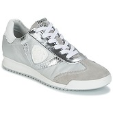Philippe Morvan  CARLY  women's Shoes (Trainers) in Grey
