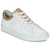 Philippe Morvan  FARLEY3  women's Shoes (Trainers) in White