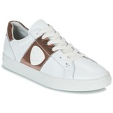 Philippe Morvan  FALK  women's Shoes (Trainers) in White