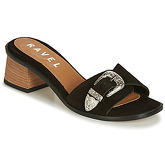 Ravel  BAKER  women's Mules / Casual Shoes in Black