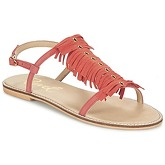 Ravel  LEXINGTON  women's Sandals in Orange
