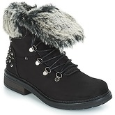 Refresh  CANTABRA  women's Mid Boots in Black