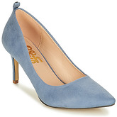 Refresh  69973  women's Heels in Blue
