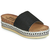 Refresh  69706  women's Mules / Casual Shoes in Black