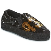 Replay  NASH  women's Espadrilles / Casual Shoes in Black