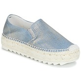 Replay  ELINOR  women's Espadrilles / Casual Shoes in Blue