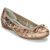 Rieker  SLETANA  women's Shoes (Pumps / Ballerinas) in Multicolour