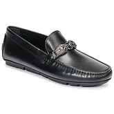 Roberto Cavalli  6643  men's Loafers / Casual Shoes in Black