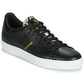 Roberto Cavalli  6625  men's Shoes (Trainers) in Black