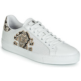 Roberto Cavalli  6620  men's Shoes (Trainers) in White