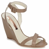 Rupert Sanderson  ALIGHT  women's Sandals in Brown