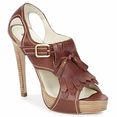 Rupert Sanderson  MANON  women's Sandals in Brown