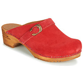 Sanita  HEIDI  women's Clogs (Shoes) in Red