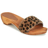 Sanita  CECILIE  women's Mules / Casual Shoes in Brown