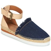 See by Chloé  SB28151  women's Espadrilles / Casual Shoes in Blue