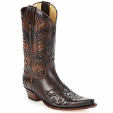 Sendra boots  BILL  men's High Boots in Brown