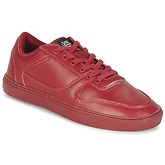 Sixth June  SEED ESSENTIAL  men's Shoes (Trainers) in Red
