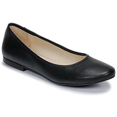 So Size  JARALUBE  women's Shoes (Pumps / Ballerinas) in Black