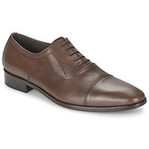 So Size  INDIANA  men's Smart / Formal Shoes in Brown