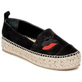 Sonia Rykiel  622305  women's Espadrilles / Casual Shoes in Black