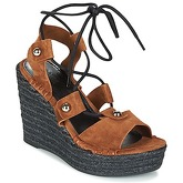 Sonia Rykiel  622908  women's Sandals in Brown