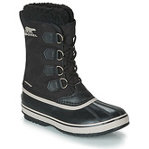 Sorel  1964 PAC NYLON  men's Snow boots in Black