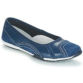 Spot on  POLOLALE  women's Shoes (Pumps / Ballerinas) in Blue
