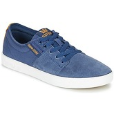 Supra  STACKS II  women's Shoes (Trainers) in Blue